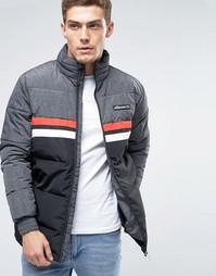 Дутая куртка Ellesse - Черный