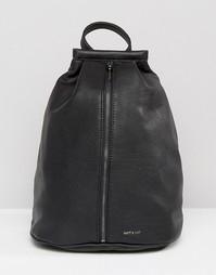 Рюкзак на молнии Matt & Nat Lawrence - Черный