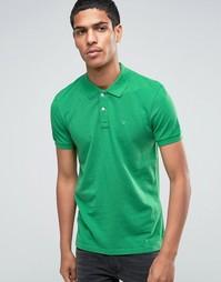 Поло прямого кроя Celio - Зеленый