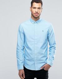 Оксфордская рубашка Original Penguin - Синий