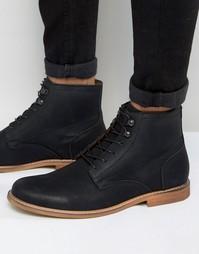 Ботинки на шнуровке Call It Spring Croiwet - Черный