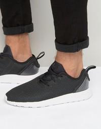 Кроссовки Adidas Originals Zx Flux Adv Asym - Черный