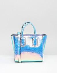 Переливающаяся сумка-тоут Skinnydip - Мульти