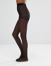 Сетчатые колготки с декоративным швом Gipsy Shadow - Черный