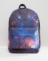 Spiral Galaxy Backpack In Black - Черный
