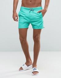 Базовые шорты для плавания Scotch and Soda - Зеленый