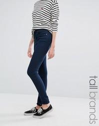 Облегающие джинсы Brave Soul Tall - Синий