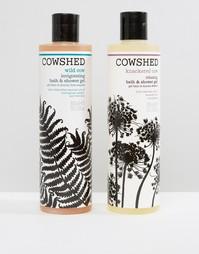 Два средства для тела ограниченной серии Cowshed Wild & Knackered - СКИДКА 40 - Бесцветный