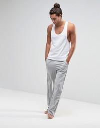 Штаны для дома классического кроя CK One - Серый Calvin Klein