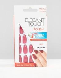 Накладные ногти ограниченной серии Elegant Touch - Розовый