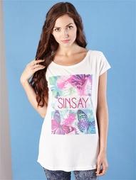 Футболка Sinsay