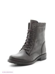 Коричневые Ботинки Goergo