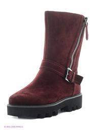 Красные Ботинки Laura Valorosa