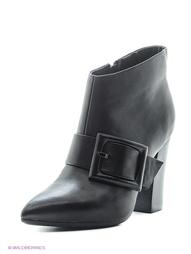Черные Ботинки Laura Valorosa