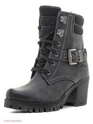 Черные Ботинки S.OLIVER