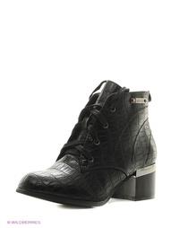 Черные Ботинки Betsy