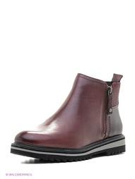 Фиолетовые Ботинки Jana