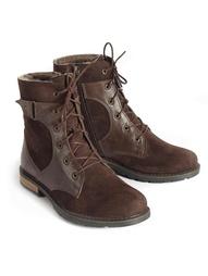 Коричневые Ботинки Ионесси