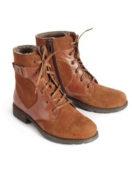 Оранжевые Ботинки Ионесси