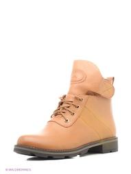 Оранжевые Ботинки INARIO
