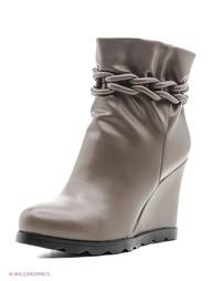 Бежевые Ботинки INARIO