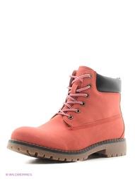 Красные Ботинки KEDDO