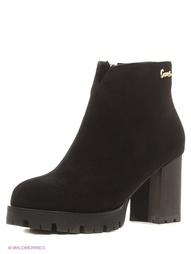 Черные Ботинки INARIO