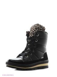 Черные Ботинки Jog Dog