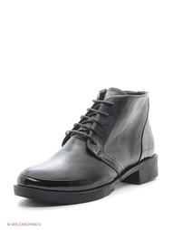 Черные Ботинки Goergo