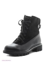 Черные Ботинки Wilmar