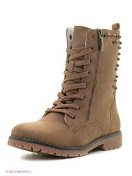 Коричневые Ботинки KEDDO