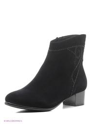 Черные Ботинки Marko