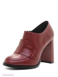 Красные Ботинки BRAVO