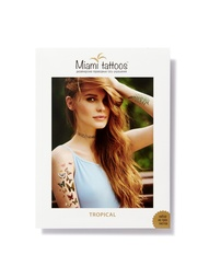 Временные татуировки Miami Tattoos