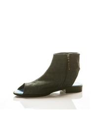 Черные Ботинки AZ-ART