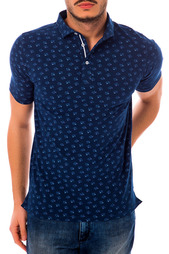 Рубашка-поло BAGUTTA BEACHWEAR