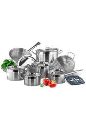 Набор посуды 14 предметов Vinzer