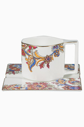 """Набор чайных пар """"АГРА"""" Royal Porcelain"""