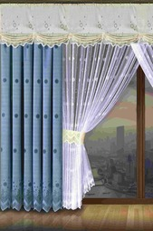Комплект штор WISAN