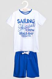 Комплект: футболка, шорты Scool