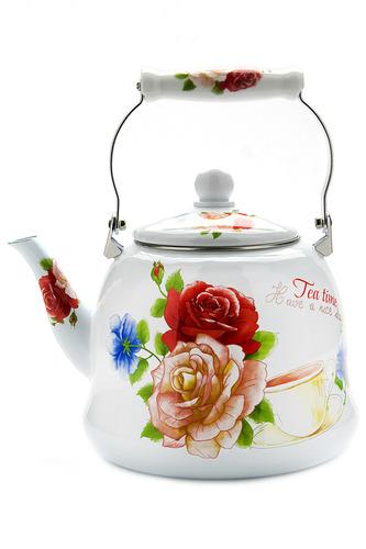 Чайник эмалированный Mayer&Boch