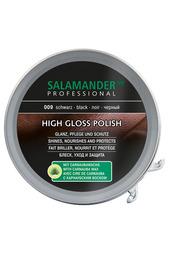 Крем для обуви Черный Salamander Professional