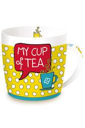 "Кружка ""Чашка чая"" 350 мл Nuova R2S S.p.A."