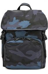 Камуфляжный рюкзак Rockstud Valentino
