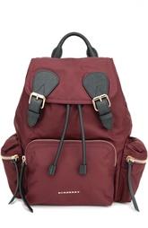 Рюкзак среднего размера с накладными карманами Burberry Prorsum
