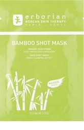 Увлажняющая тканевая маска Бамбук Erborian