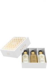 Дорожный набор Gold (молочко для тела, крем для рук, гель для душа) Amouage