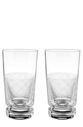 Набор из 2-х стаканов для сока Jardin DEden Christofle