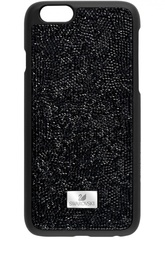 Чехол Glam Rock Black для iPhone 6/6S Swarovski