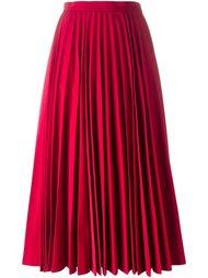 плиссированная юбка макси Junya Watanabe Comme Des Garçons